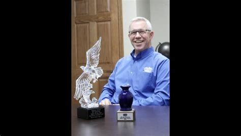 Parsons is state agriculture agent of year   Pioneer Review