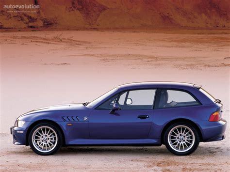 Bmw Z3 Coupe (e36) Specs & Photos
