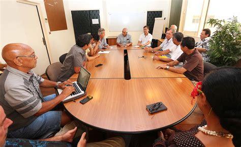 chambre syndicale du d駑駭agement rencontre du ministre de l equipement avec les professionnels de la chambre syndicale du btp