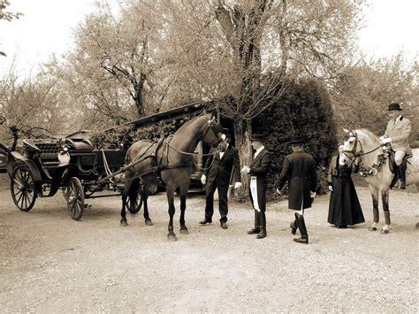 carrozza sposi cristian sposi in carrozza