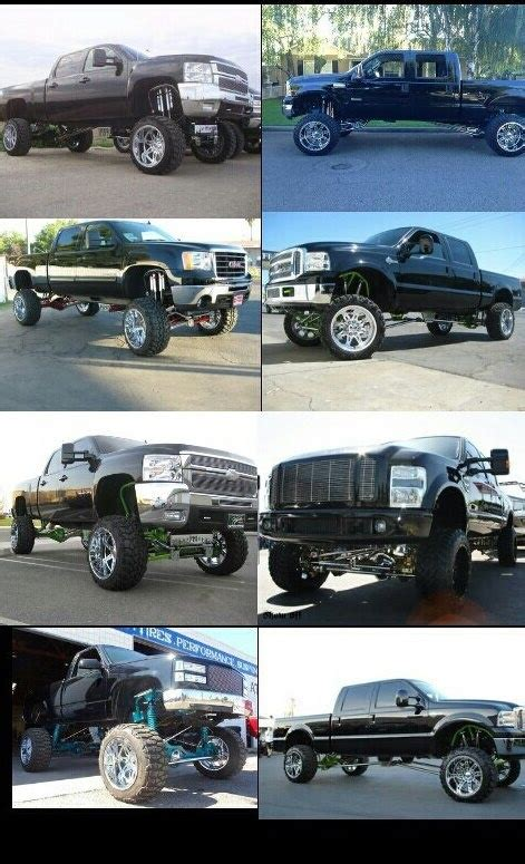 Jacked Up Redneck Trucks