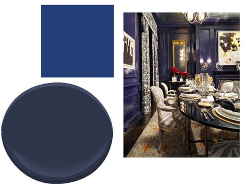 matching collectibles and interior paint colors places