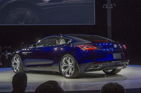2015 Buick Coupe by Buick Avista Scores Big But Unlikely To See Production