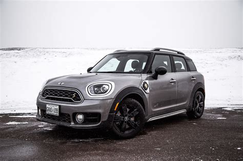 Review Mini Cooper Countryman by Review 2018 Mini Cooper S E Countryman All4 Canadian
