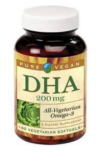 Algae-Based DHA Omega-3