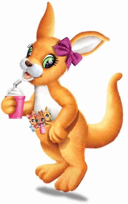 Furreal Josie Hasbro Mama Kangaroo Friends Play