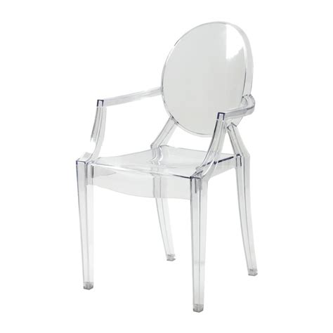 Clear Acrylic Desk Chair by Acrylic Chair Homey Home