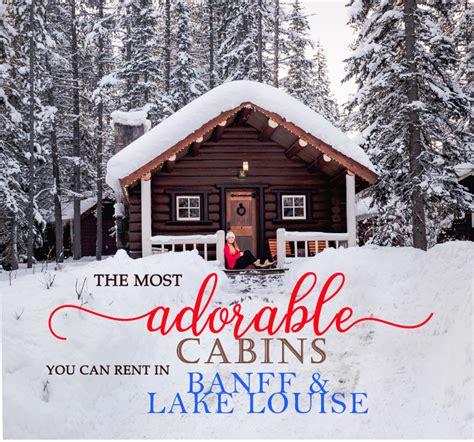 banff cabin rentals the cutest cabin rentals in banff and lake louise alberta