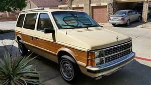 Never This Nice  1985 Dodge Caravan