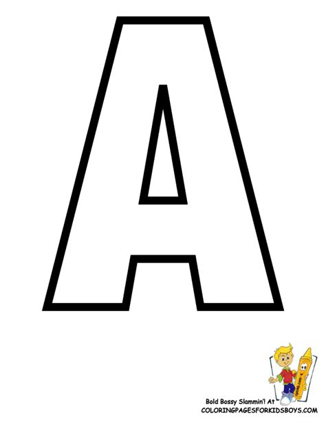 Classic Alphabet Printables  Learning Letters Free