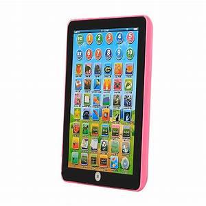 Tablett Für Kinder : tablet f r kinder super gift lernen englisch spielzeug pad computer mit lieder ebay ~ Orissabook.com Haus und Dekorationen