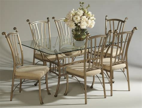 dining room dining room sets from iron wrought iron