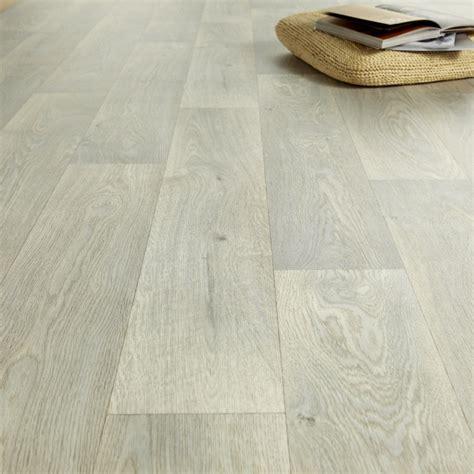 sol pvc gris effet bois blanchi artens reflex