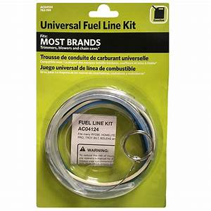 Ryobi Weed Eater Parts Fuel Line