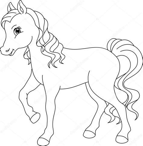 Kleurplaat sinterklaas kleurplaat paard van sinterklaas. paard kleurplaat — Stockvector © Malyaka #54787653