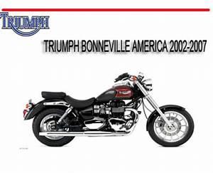 Triumph Bonneville America 2002