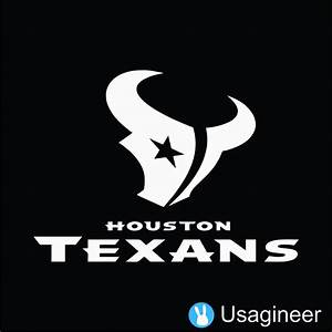 HOUSTON TEXANS NFL Sports VINYL DECAL from Usagineer For the