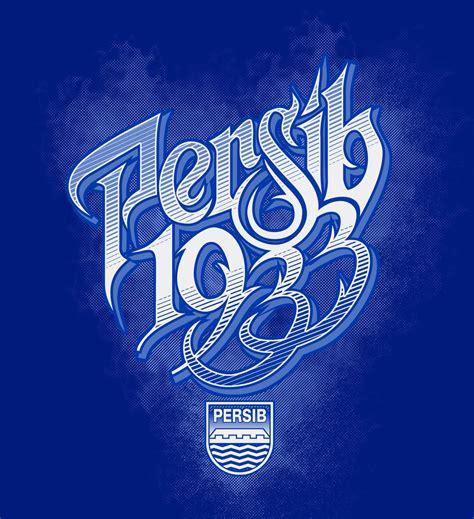 Persib Bandung | Sports, Sports design, Sport poster design