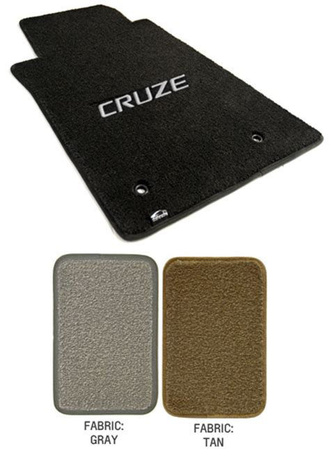 chevy cruze floor mats chevrolet cruze mats chevymall