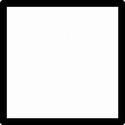 Plain Square Icon Icons
