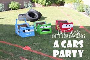 Cars Birthday Party Ideas 3 Year Old - Cars Image 2018
