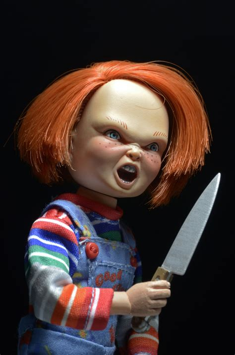 chucky  scale clothed action figure chucky