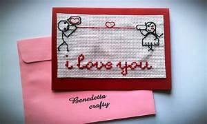 6 handmade card for boyfriend (2) - Handmade4Cards.Com