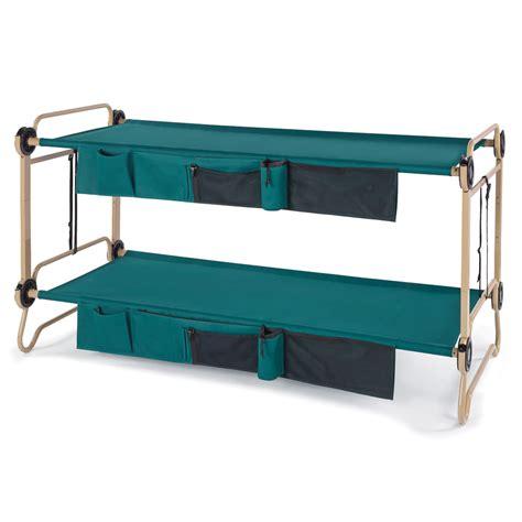 bunk beds the foldaway bunk beds hammacher schlemmer
