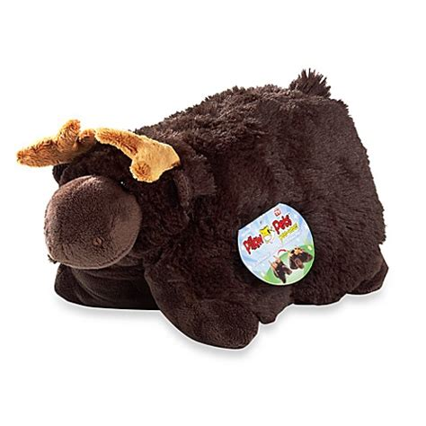 pillow pets wee pillow pets wee in moose buybuy baby
