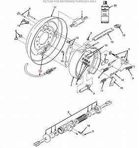 Yale Brake Cable Rh  Ls5873