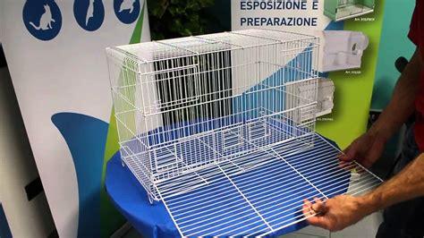 Della Gabbia - montaggio della gabbia da