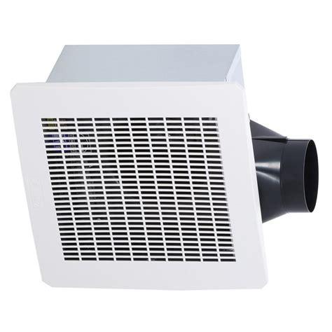humidity sensing bathroom fan delta breez signature series 80 cfm humidity sensing
