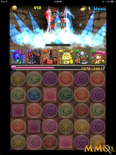 puzzle  dragons game review