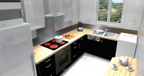 meuble de cuisine bas pas cher cuisine équipée design conseils astuces pour réussir