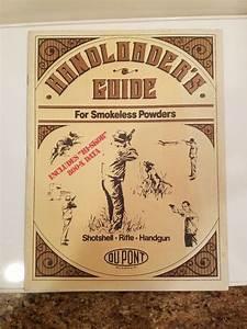 Vintage 1983 Imr Handloader U0026 39 S Guide Reloading Guide Manual