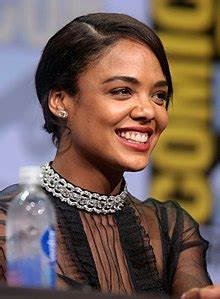Tessa Thompson — Wikipédia