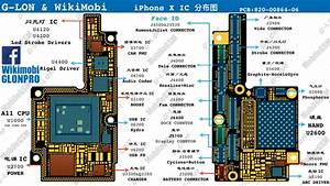 Iphone X Schematic Diagram And Pcb Layout