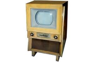 First Color TV 1953