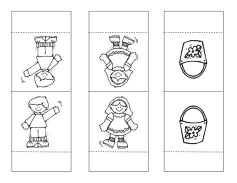 more with nursery rhymes kindergarten nana 183 | jack jill