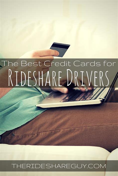 credit card   uber drivers cash   gas