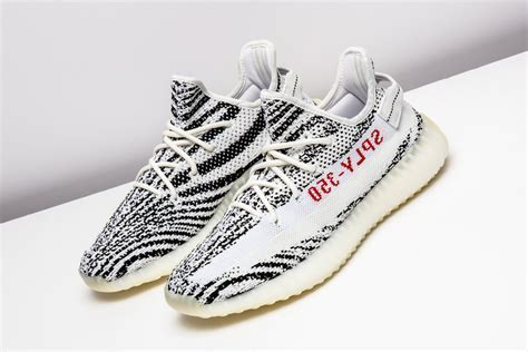 adidas Yeezy Boost 350 V2 'Zebra' Restocking This Month