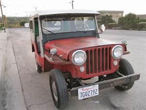 Rare Soft T   Unmolested Original 1956 Dj3a Jeep Willys
