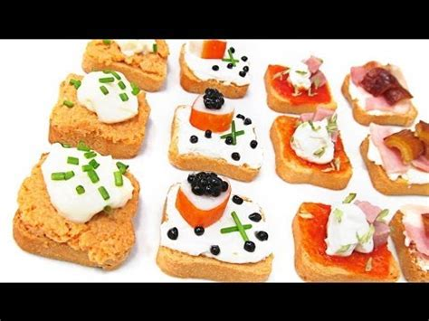 german canapes canapés