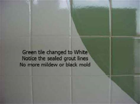 Ceramic Tile Reglazing