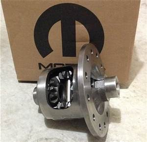Mopar Limited Slip Differential For 2011