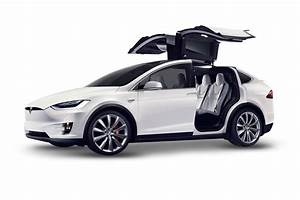 Tesla Model S 75d : 2017 tesla model x 75d electric automatic suv ~ Medecine-chirurgie-esthetiques.com Avis de Voitures