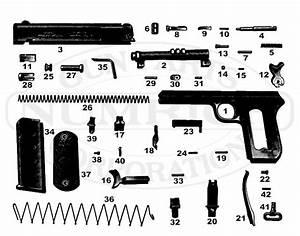 1905 45 Auto Military Accessories
