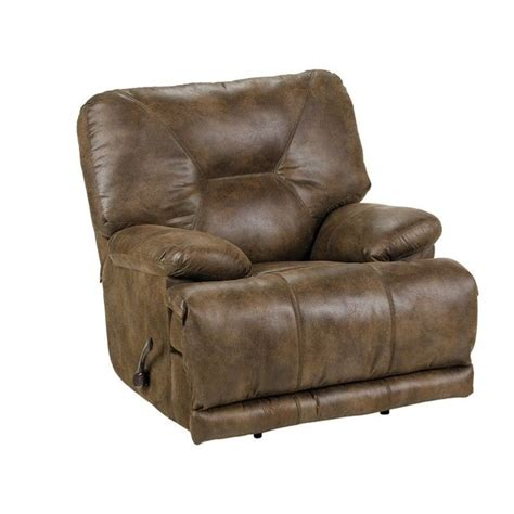 catnapper voyager lay flat recliner in elk 43807122829302829