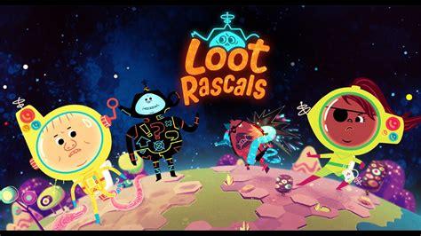 Loot Rascals [episode 1] Roguelike, Turn Based Game