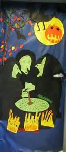 Kindergarten Halloween Door Decorations by Halloween Classroom Door Decorations